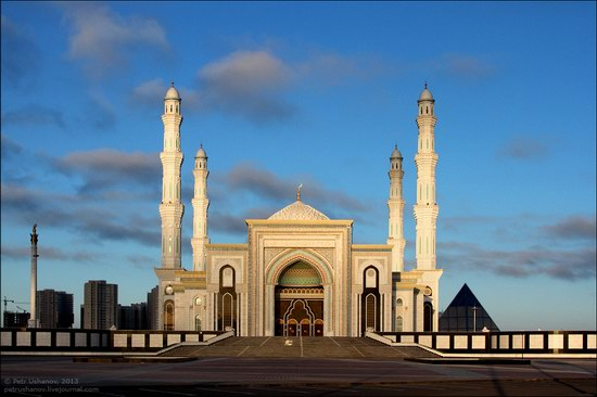 Hazrat Sultan mosque, Astana, Kazakhstan photo 6