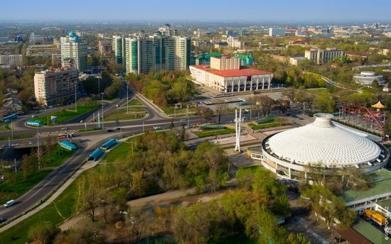 Almaty - Southern capital of Kazakhstan photo 13