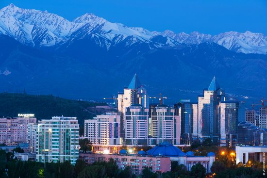 Almaty - Southern capital of Kazakhstan photo 17