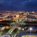 Astana – a City Built in the Steppe