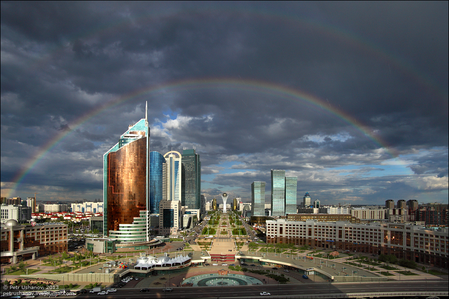 Astana Kazakhstan  City new picture : Astana – a City Built in the Steppe · Kazakhstan travel and tourism ...