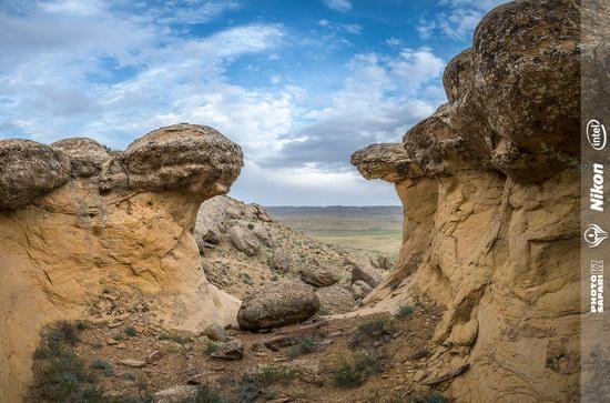 Western Kazakhstan - Mangystau region landscape photo 1