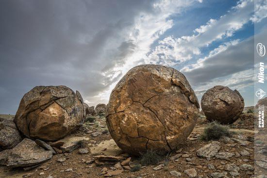 Western Kazakhstan - Mangystau region landscape photo 2