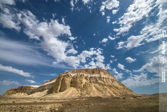 Western Kazakhstan - Mangystau region landscape photo 5