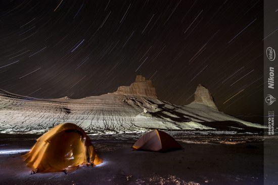 Western Kazakhstan - Mangystau region landscape photo 7