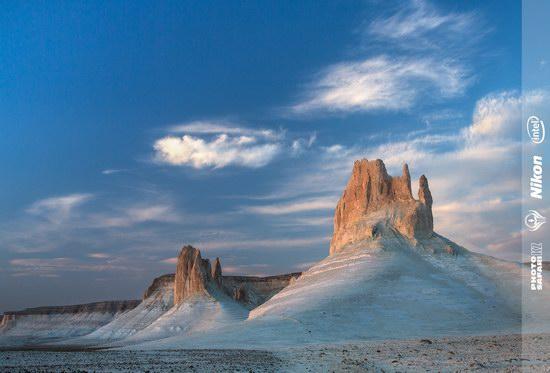 Western Kazakhstan - Mangystau region landscape photo 8