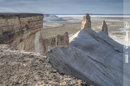 Western Kazakhstan - Mangystau region landscape photo 9