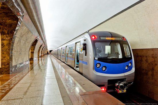 Beautiful Interiors of Almaty Subway, Kazakhstan photo 10