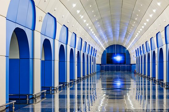 Beautiful Interiors of Almaty Subway, Kazakhstan photo 6