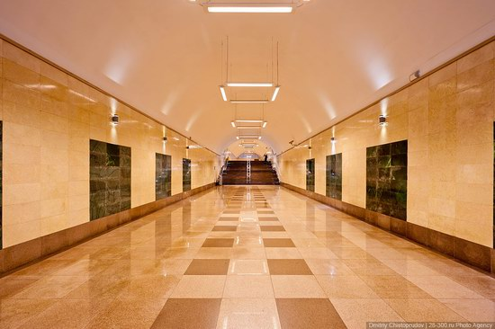 Beautiful Interiors of Almaty Subway, Kazakhstan photo 8