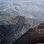 One of the Largest Coal Mines in Kazakhstan