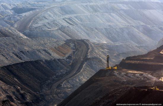 Coal Mine Molodezhny, Karaganda, Kazakhstan photo 1