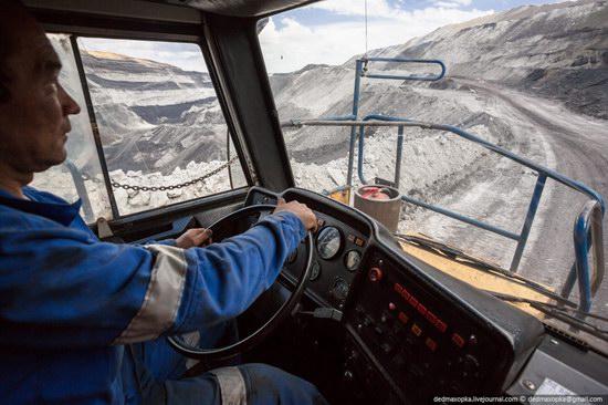 Coal Mine Molodezhny, Karaganda, Kazakhstan photo 10