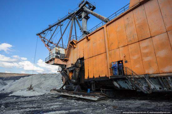 Coal Mine Molodezhny, Karaganda, Kazakhstan photo 13