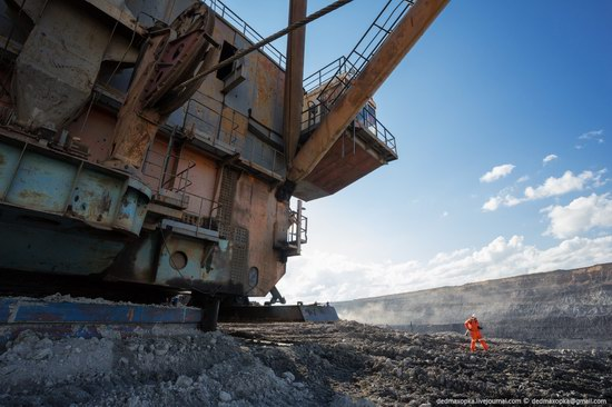 Coal Mine Molodezhny, Karaganda, Kazakhstan photo 14