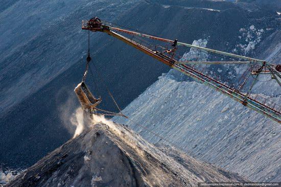 Coal Mine Molodezhny, Karaganda, Kazakhstan photo 16