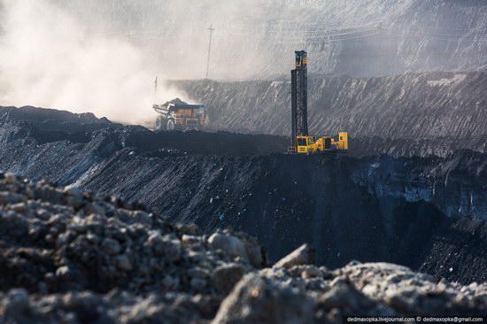 Coal Mine Molodezhny, Karaganda, Kazakhstan photo 17