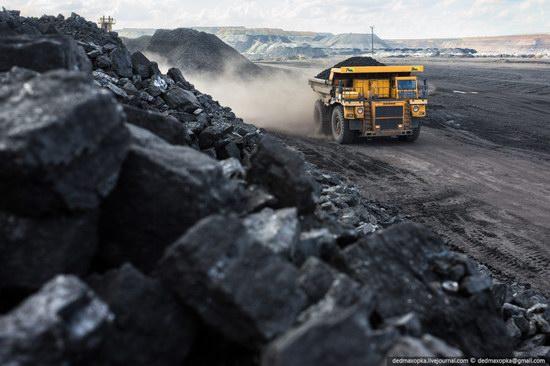 Coal Mine Molodezhny, Karaganda, Kazakhstan photo 2