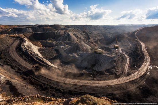 Coal Mine Molodezhny, Karaganda, Kazakhstan photo 4