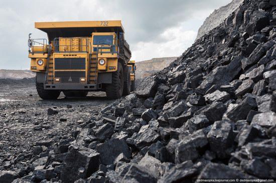 Coal Mine Molodezhny, Karaganda, Kazakhstan photo 6
