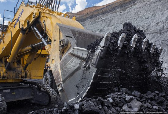 Coal Mine Molodezhny, Karaganda, Kazakhstan photo 7