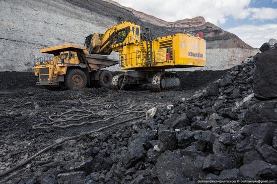 Coal Mine Molodezhny, Karaganda, Kazakhstan photo 8