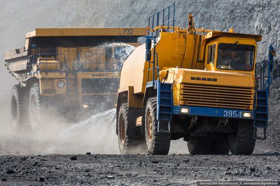 Coal Mine Molodezhny, Karaganda, Kazakhstan photo 9