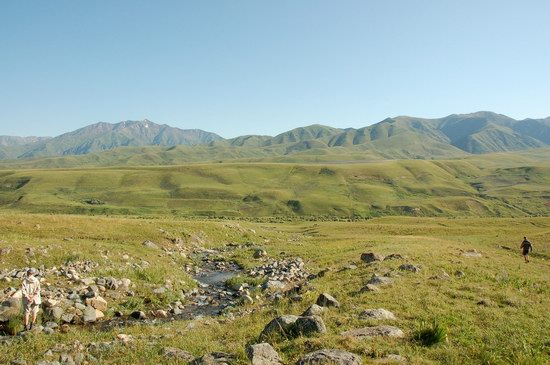 Hiking in Dzhungar Alatau, Kazakhstan photo 1