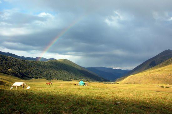Hiking in Dzhungar Alatau, Kazakhstan photo 28
