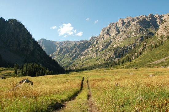 Hiking in Dzhungar Alatau, Kazakhstan photo 41