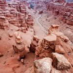Charyn Canyon – Kazakhstan's Grand Canyon
