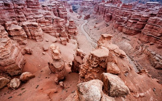 Charyn Canyon - Kazakhstan's Grand Canyon photo 1