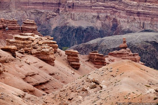 Charyn Canyon - Kazakhstan's Grand Canyon photo 9