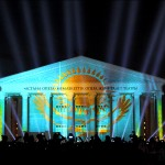 The Celebration of the 15th Anniversary of Astana