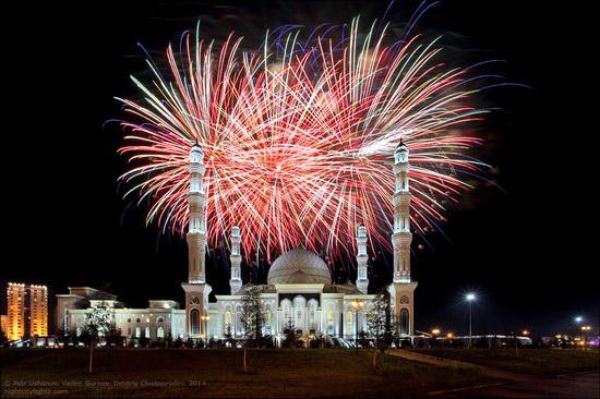 Astana - 15th anniversary celebration, photo 12