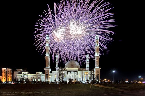 Astana - 15th anniversary celebration, photo 13
