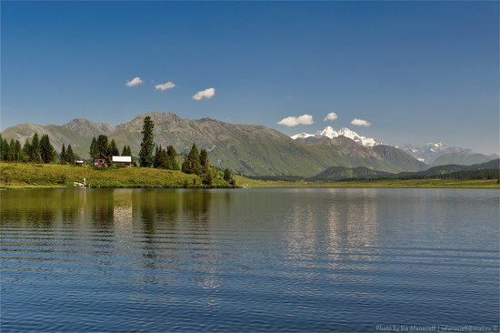 Lake Yazovoe - the Pearl of Altai, East Kazakhstan photo 1