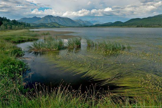 Lake Yazovoe - the Pearl of Altai, East Kazakhstan photo 14