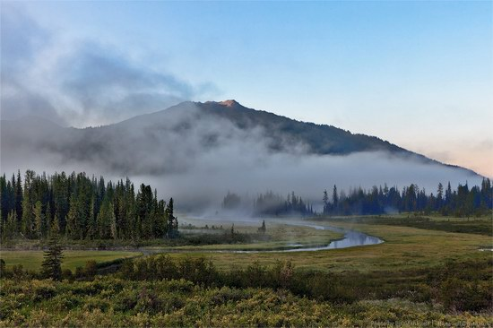 Lake Yazovoe - the Pearl of Altai, East Kazakhstan photo 2