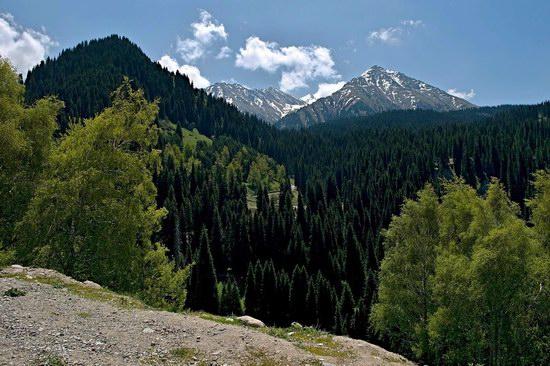 The Big Almaty Lake and surroundings, Kazakhstan, photo 2