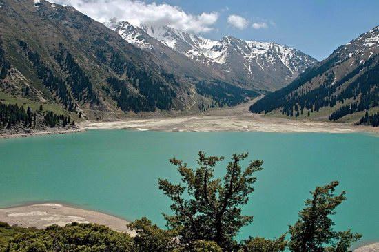 The Big Almaty Lake and surroundings, Kazakhstan, photo 6