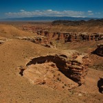 Magnificent views of Charyn Canyon