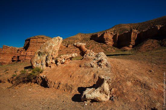 Charyn Canyon, Kazakhstan, photo 16