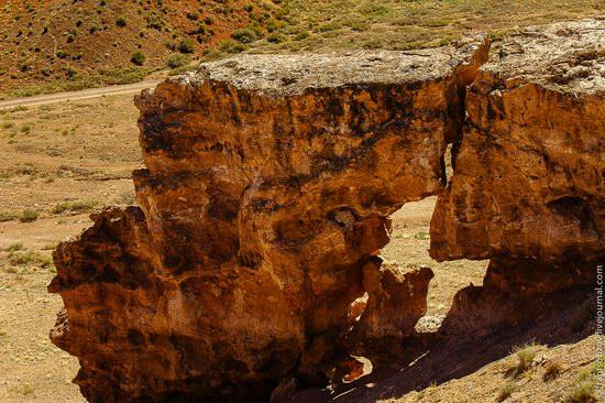 Charyn Canyon, Kazakhstan, photo 2