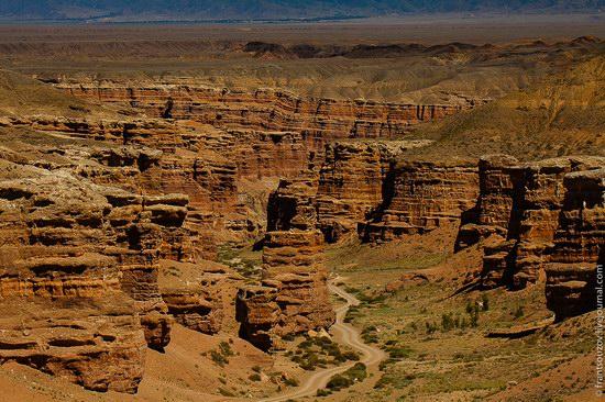Charyn Canyon, Kazakhstan, photo 4