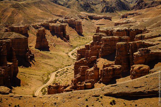 Charyn Canyon, Kazakhstan, photo 7