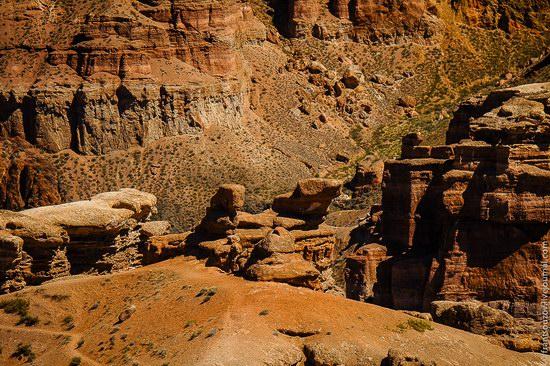 Charyn Canyon, Kazakhstan, photo 8