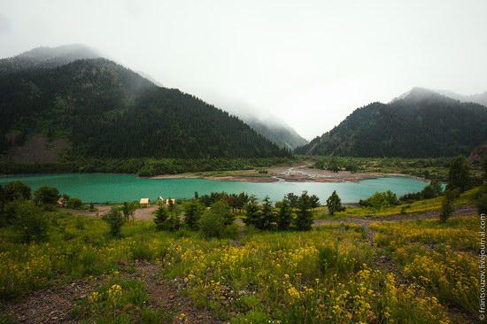 Alpine Lake Issyk, Kazakhstan, photo 1