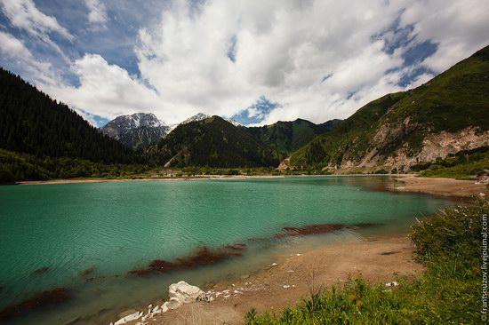 Alpine Lake Issyk, Kazakhstan, photo 10