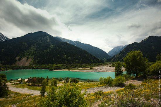 Alpine Lake Issyk, Kazakhstan, photo 11
